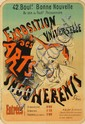Exposition des Arts Incohérents.  1886