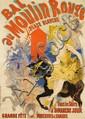 Bal du Moulin Rouge. 1889