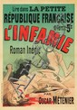 Petite République Francaise / L'Infamie.  1890