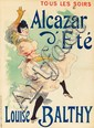 Alcazar d'Eté / Louise Balthy. 1893