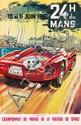 24 H du Mans. 1961