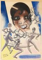 Josephine Baker / Columbia. 1930