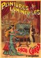 Peintures Lumineuses. ca. 1900