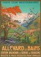 Allevard les Bains. ca. 1920