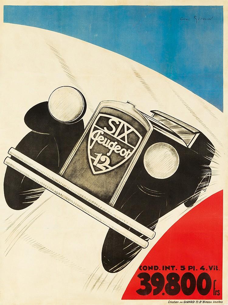 Peugeot 12.  1935