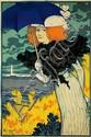 Le Parasol. 1900