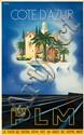 PLM / Cote d'Azur. 1937