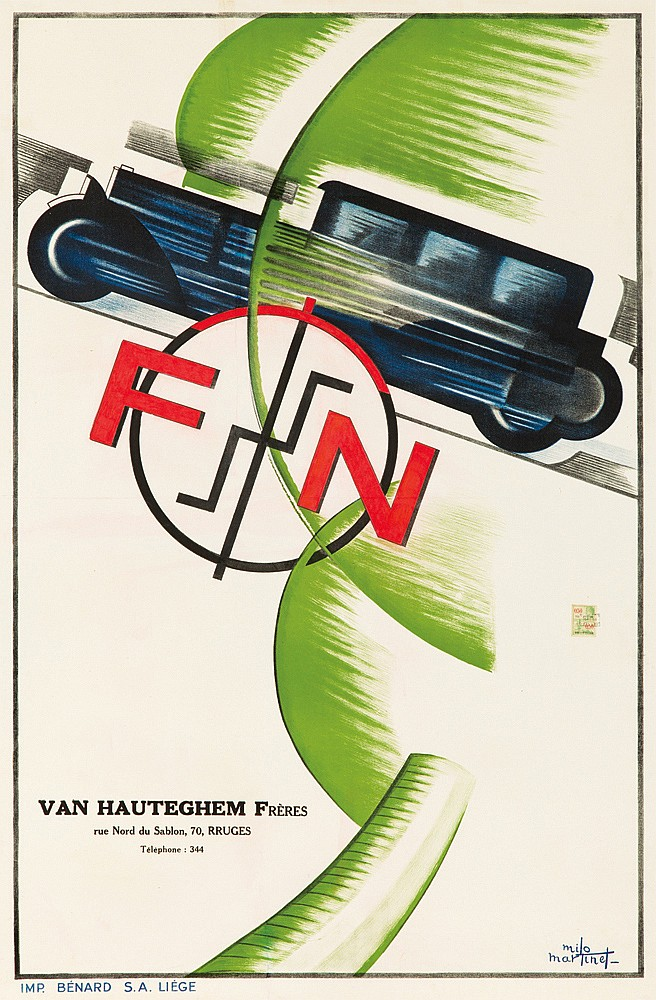 FN / Van Hauteghem Frères. 1931