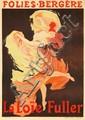 Folies-Bergère / La Loie Fuller. 1893