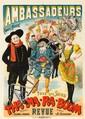 Ambassadeurs / Tha-Ma-Ra-Boom. ca. 1891