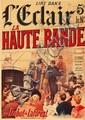 L'Eclair / La Haute Bande. 1893