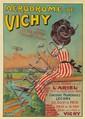 Aerodrome de Vichy. 1909