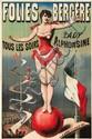 Folies Bergère / Lady Alphonsine. ca. 1893