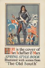 Hart Schaffner & Marx / Spring Style Book. ca. 1912.