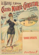 Casino Marie-Christine. ca. 1895.
