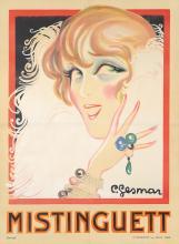 Mistinguett. 1925.