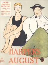 Harper's / August / Tom Sawyer Detective. 1896.