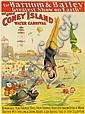 Barnum & Bailey / Coney Island. 1898
