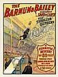 Barnum & Bailey / Desperado's Leap. 1909