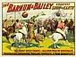 Barnum & Bailey / Court Tietze Troupe. 1909