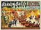 Barnum & Bailey / Colossal New Free Street Parade.  1909