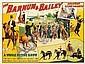 Barnum & Bailey / A Whole Horse Show. 1906