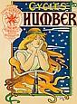 Cycles Humber. ca. 1905