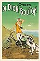 Cycles de Dion-Bouton. 1925