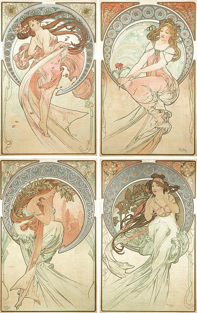 The Arts. 1898