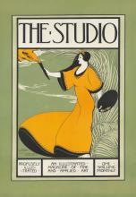 The Studio. ca. 1897.