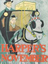 Harper's / November. 1896.