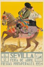 Sevilla. 1934.