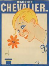 Maurice Chevalier. 1917.