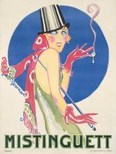 Mistinguett. ca. 1924.