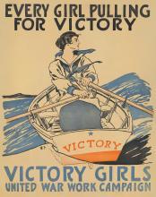 Victory Girls. ca. 1918.
