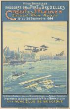 Circuit des 3 Fleuves. 1914.