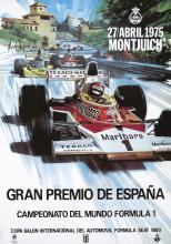 Gran Premio de España. 1975.