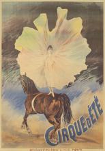 Cirque d'Ete. ca. 1895.