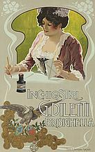 Inchiostri G. Diletti. ca. 1900