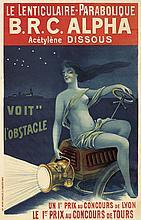 B.R.C. Alpha. ca. 1905