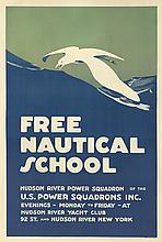 Free Nautical School. ca. 1918