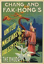 Chang and Fak-Hong's / The Bhuda. ca. 1922