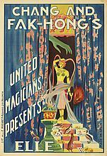 Chang and Fak-Hong's / Elle. ca. 1922