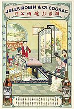 Jules Robin & Co. Cognac. ca. 1924