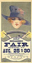 Great Donaldson Fair. ca. 1925