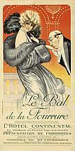 Le Bal de la Fourrure. 1925