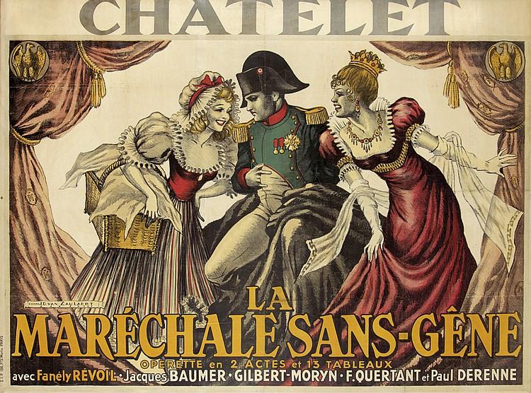 Chatelet / La Maréchale Sans-Gêne. 1948