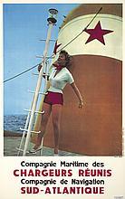 Charguers Réunis / Sud-Atlantique. ca. 1956