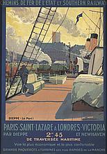 Paris-Saint-Lazare à Londres-Victoria.