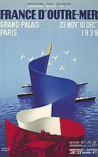 France d'Outre-Mer. 1939